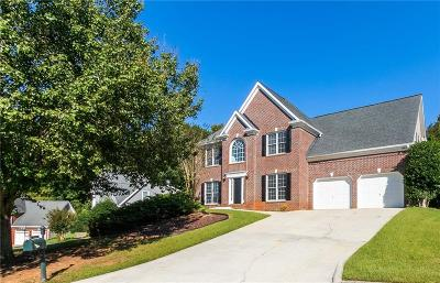 Powder Springs Single Family Home For Sale: 1604 Haven Crest Court