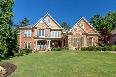 Cumming Single Family Home For Sale: 2385 Flint Creek Drive