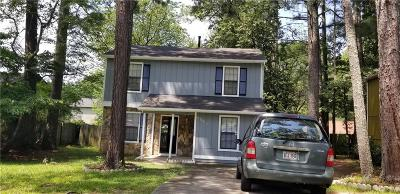 Austell Single Family Home For Sale: 6891 Hickory Log Road