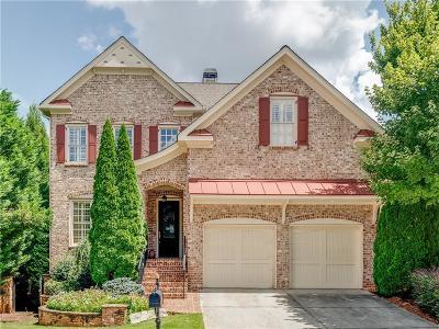 Alpharetta Single Family Home For Sale: 460 Society Street