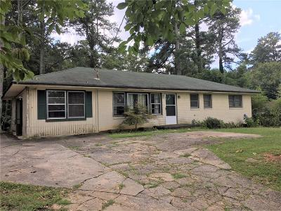 Smyrna Single Family Home For Sale: 2334 Paces Ferry Road