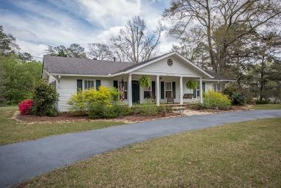 Smyrna Single Family Home For Sale: 3943 N Cooper Lake Road SE