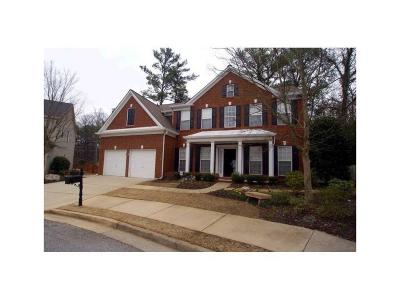 Smyrna Single Family Home For Sale: 2024 Belridge Court SE