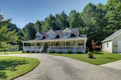 Dawsonville Single Family Home For Sale: 1910 Price Road