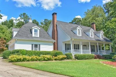 Winston Single Family Home For Sale: 4768 Poolcrest Court