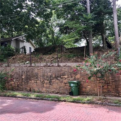Atlanta Residential Lots & Land For Sale: 955 Martin Street SE