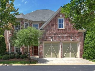Atlanta Single Family Home For Sale: 3504 Preserve Drive SE