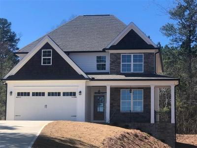 Cartersville Single Family Home For Sale: 15 Jamilee Cove