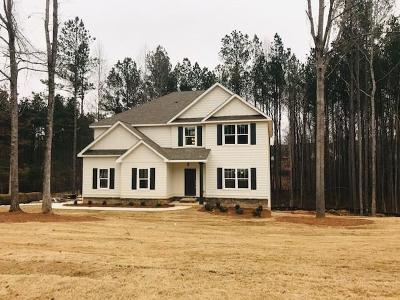 Carrollton Single Family Home For Sale: 245 Tripp Lane