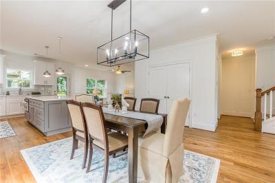 Brookhaven Single Family Home For Sale: 3281 Cates Avenue NE