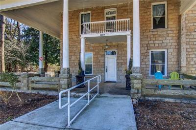Lithonia Single Family Home For Sale: 1817 S Stone Mountain Rd