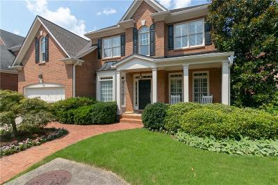 Brookhaven Single Family Home For Sale: 2296 Valley Brook Way NE