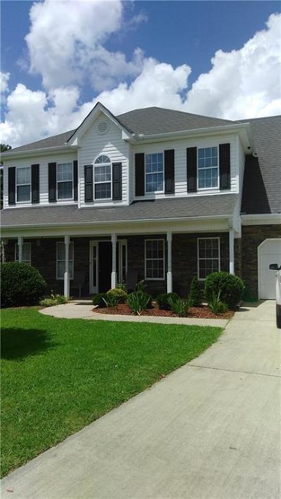 Single Family Home For Sale: 2632 Shoalcove Trail