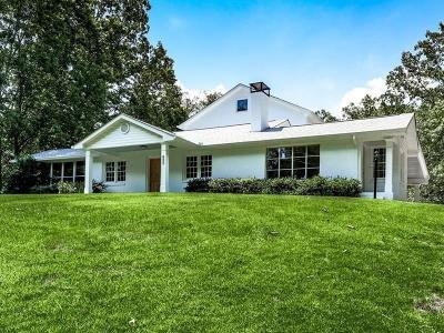 Canton Single Family Home For Sale: 625 Butterworth Road