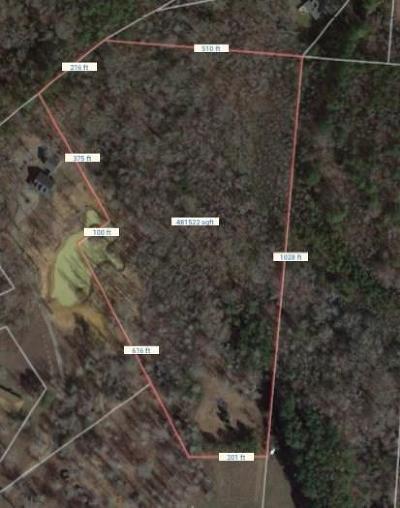 Cartersville Land/Farm For Sale: 266 Cline Drive SW