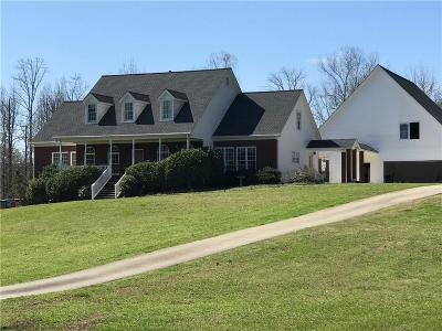 Single Family Home For Sale: 5551 Wright Road