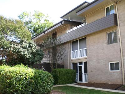 Sandy Springs Condo/Townhouse For Sale: 346 Carpenter Drive #40