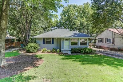 Smyrna Single Family Home For Sale: 847 Wayland Court SE