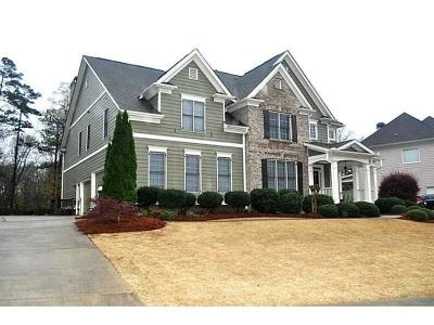 Canton Single Family Home For Sale: 219 Crescent Moon Way