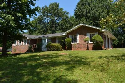 Austell Single Family Home For Sale: 5420 Ledford Drive