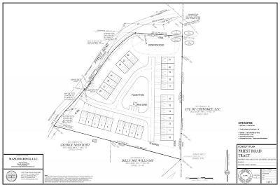 Acworth Land/Farm For Sale: 5404 Priest Road
