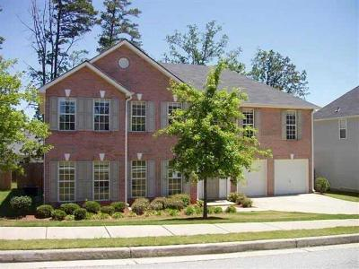 Grayson Single Family Home For Sale: 1808 Pinehurst View Court