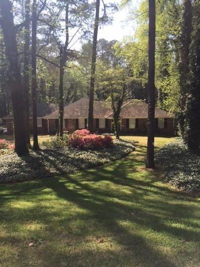 Sandy Springs Residential Lots & Land For Sale: 640 River Valley Road