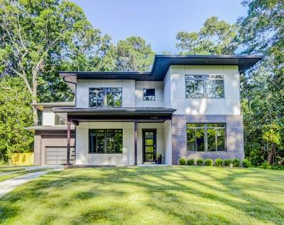 Decatur Single Family Home For Sale: 1153 Oldfield Road