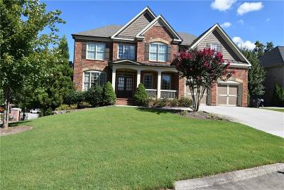 Suwanee Single Family Home For Sale: 176 Ashleigh Walk Parkway
