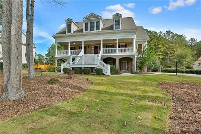 Single Family Home For Sale: 210 Cottonmill Court