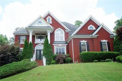Suwanee Single Family Home For Sale: 5196 Belmore Court