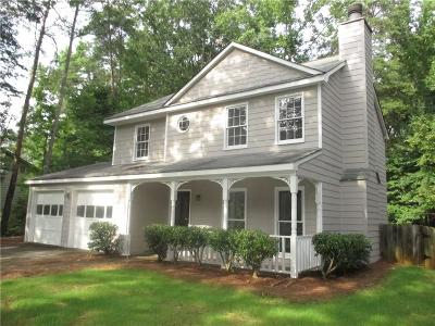 Single Family Home For Sale: 4476 Pine Hill Terrace NE