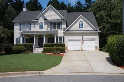 Powder Springs Single Family Home For Sale: 6022 Windfall Court