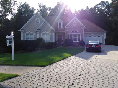 Dacula Single Family Home For Sale: 2441 Wood Creek Court