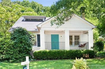 Atlanta Single Family Home For Sale: 3269 W Shadowlawn Avenue NE