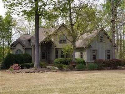 Forsyth County, Gwinnett County Single Family Home For Sale: 5635 Chestatee Landing Drive