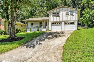 Single Family Home For Sale: 1756 W Caribaea Trail SE