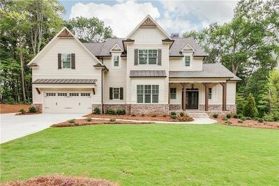 Single Family Home For Sale: 5489 Fishermans Cove