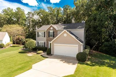 Cumming Single Family Home For Sale: 7570 Old Field Cove Road