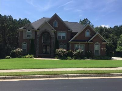 Conyers Single Family Home For Sale: 1825 Regents Way