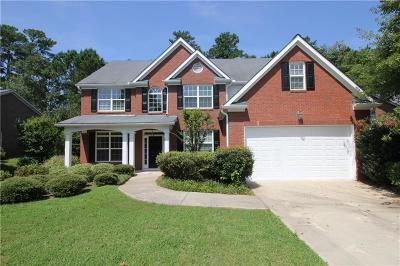 McDonough Single Family Home For Sale: 1305 Lower Falls Drive