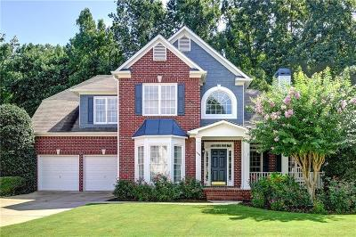 Single Family Home For Sale: 2804 Stillwater Park Drive