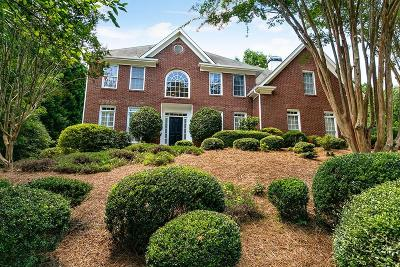 Alpharetta Single Family Home For Sale: 770 Buttercup Trace