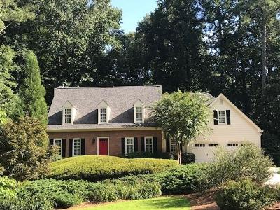 Marietta Single Family Home For Sale: 1550 E Bank Drive