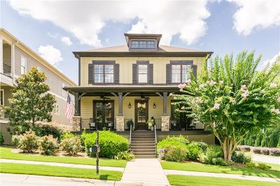 Smyrna Single Family Home For Sale: 2584 Highland Avenue SE