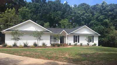 Roswell Single Family Home For Sale: 680 Hembree Road
