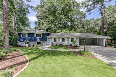 Single Family Home For Sale: 2981 Shillingford Court SE