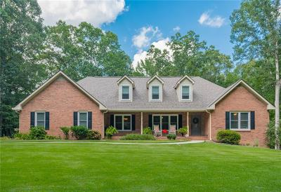 Loganville Single Family Home For Sale: 6035 Sandy Creek Road