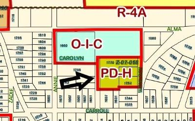 Residential Lots & Land For Sale: 1752 Wenlock Avenue NW