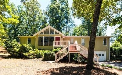 Marietta Single Family Home For Sale: 4424 Reef Road